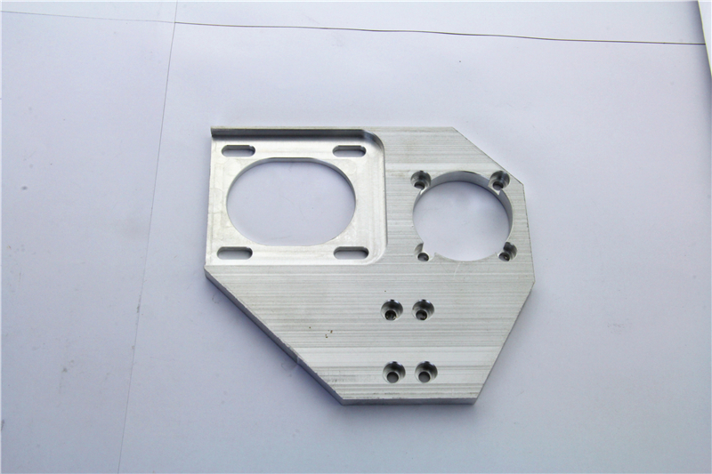 CNC milling plate