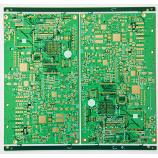 New technology meters two layers circuit boards