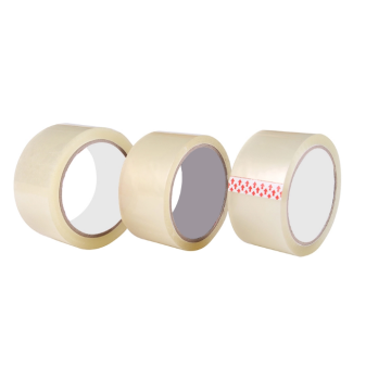 Clear packing tape for carton packing