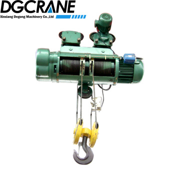 5 ton industrial electric rope hoist