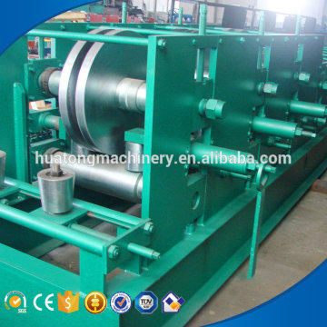 Steel sheet pop channel roll forming machine manufacture