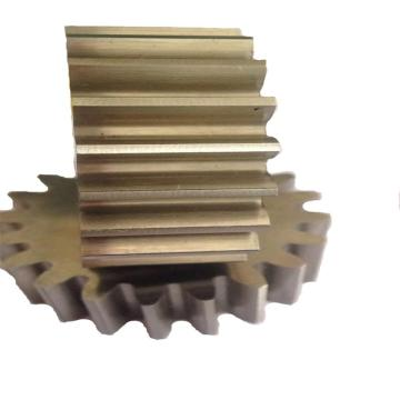 Brass Gear Processing Parts