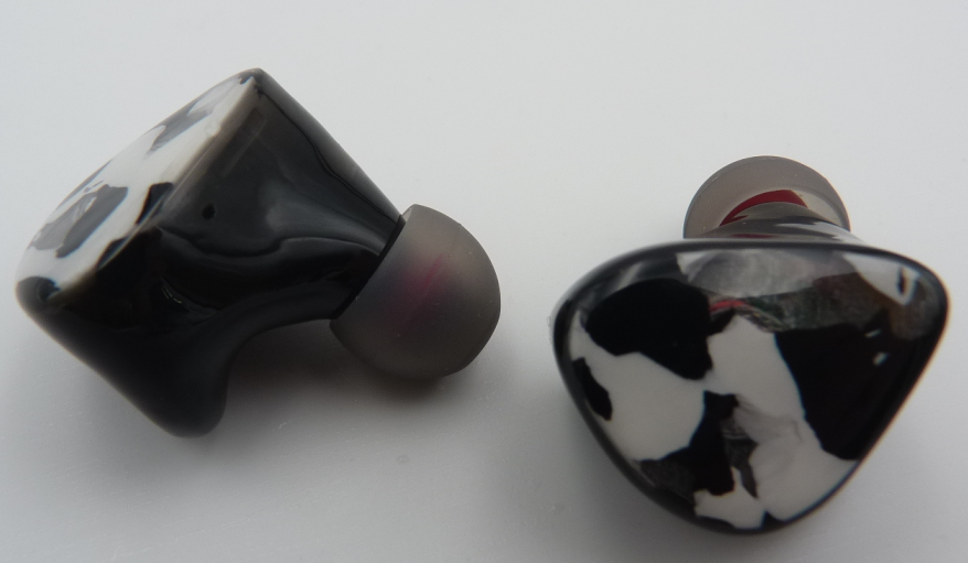 TWS Bluetooth Earbud with HiFi Stereo Dual Drivers