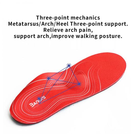 Arch Support Orthopedic Shoe Sport Insole foot insole