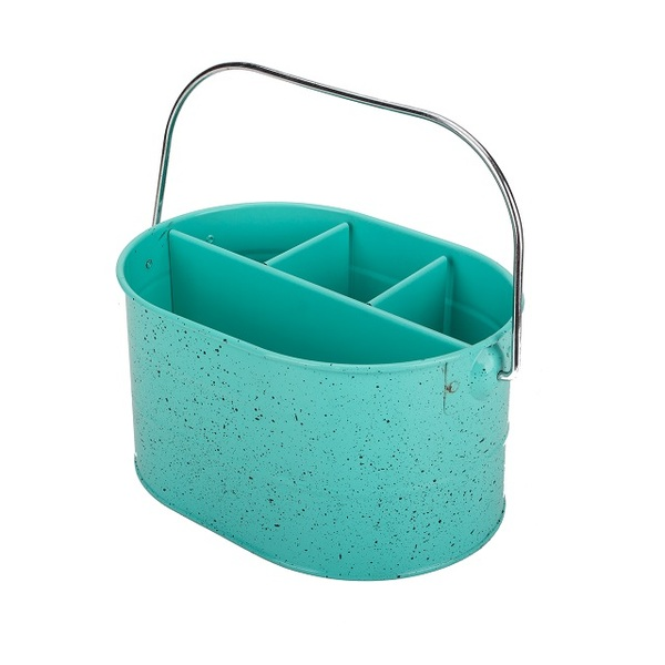Oval Green Ice Bucket For Restaurant