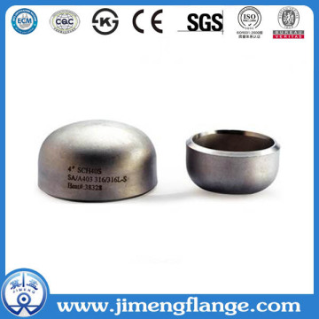 Stainless Steel End Cap Pn1.0