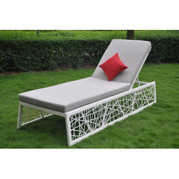 All Weather Rattan Furniture Sun Lounger