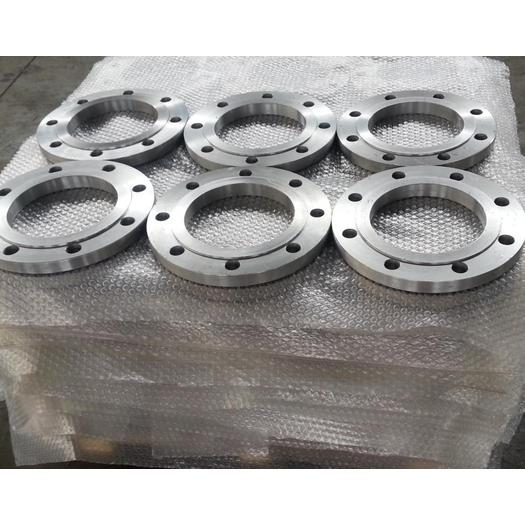 forged carbon steel flange plate flat face