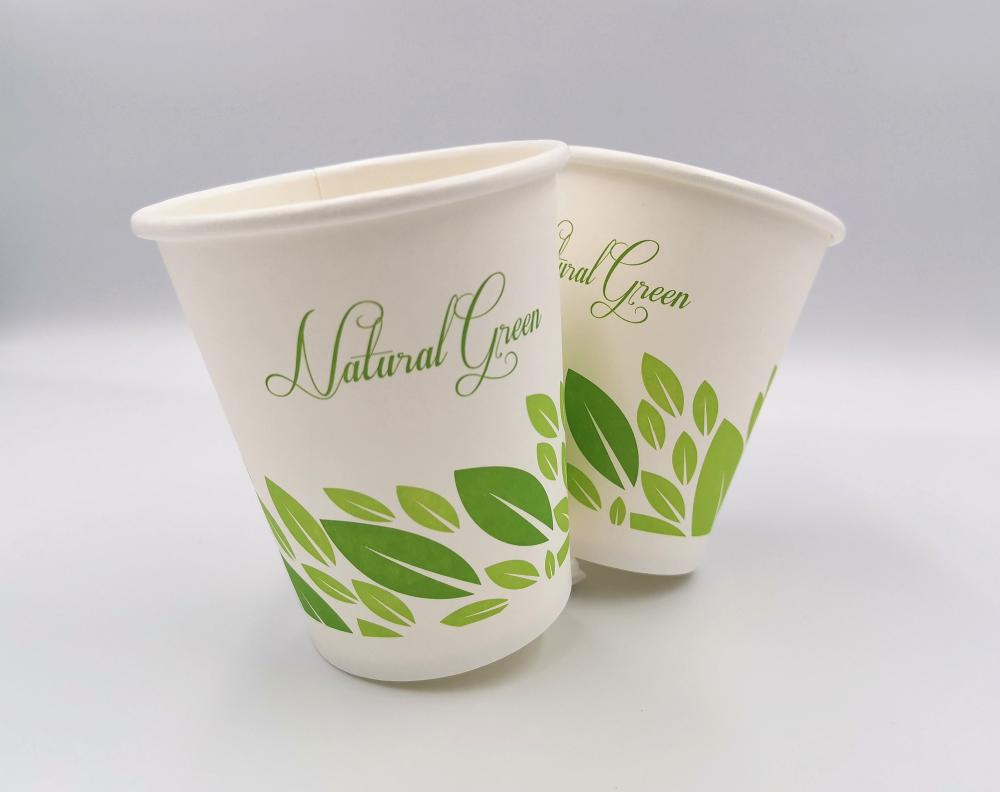 Disposable PLA Laminating Paper Cup