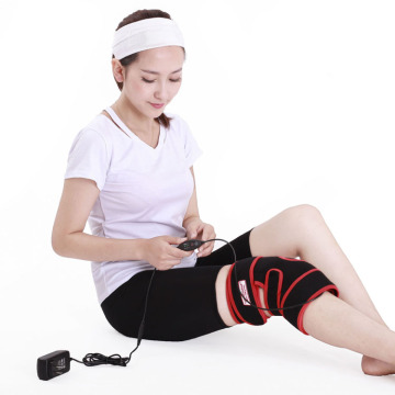 Knee pain relief far infrared electric heating pad