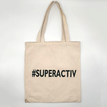 Size Custom Bag canvas shopping bag