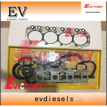 ISUZU 4JB1 head cylinder gasket overhaul rebuild kit