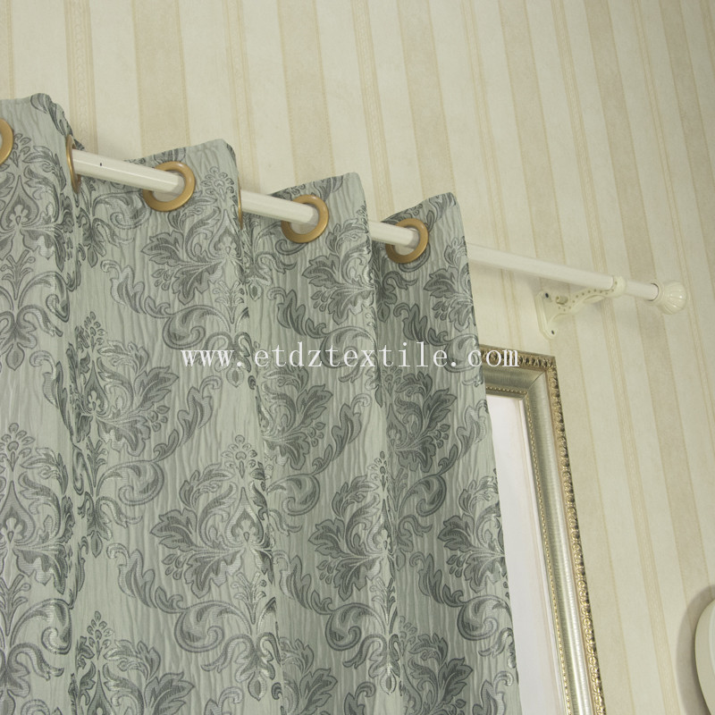 Europe Home decoration curtain QZ1537B