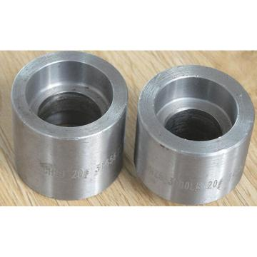 SCHXXS 3inch Forged Carbon Pipe half coupling