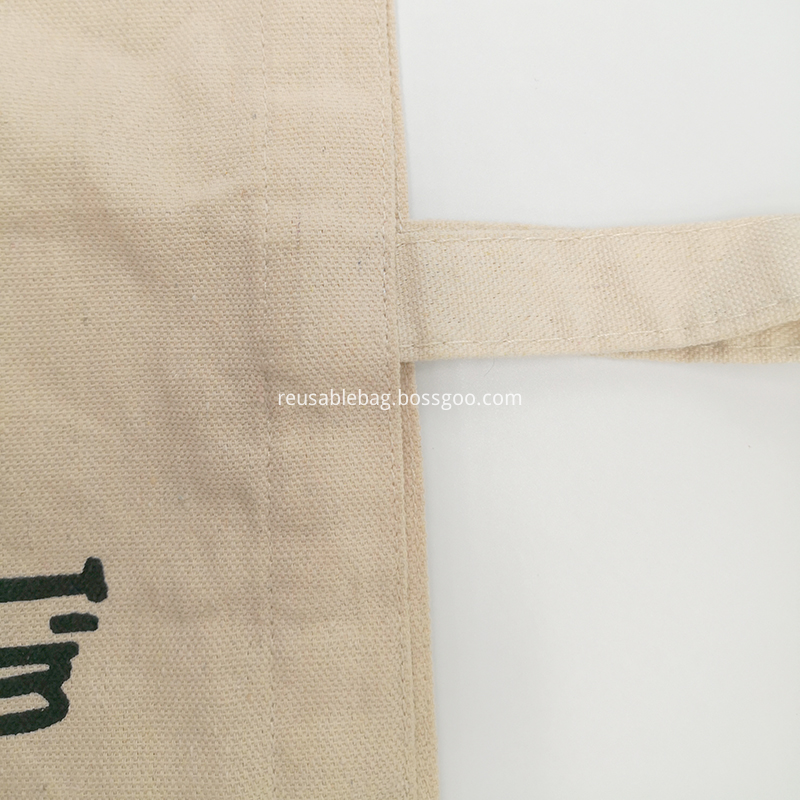 Quality Promotional Hemp Canvas Shopping Bag