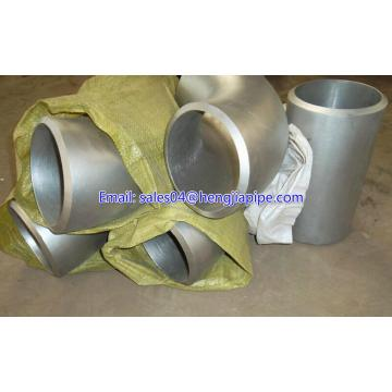 90DEG SS304 316 butt weld seamless elbow