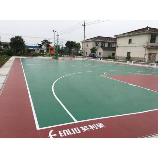 PVC Sports Floor Outdoor Basketball Court Flooring