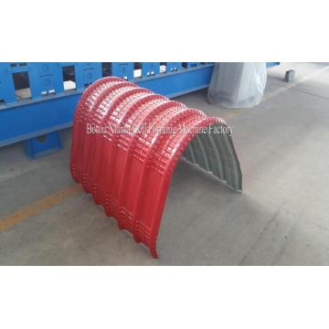 Color Steel Sheet Hydraulic Trapezoid Sheet Arch Machine