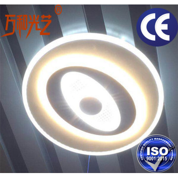 Bedroom Ceiling Light Design with UV Disinfection