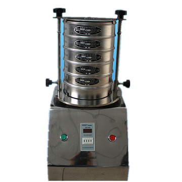 Lab Vibrating Screen Sieve Machine