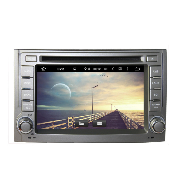 GPS Navigation Hyundai H1 car dvd player