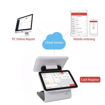 12.5'' convertible dual screen smart pos