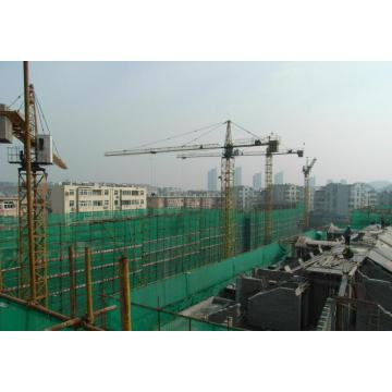 Factory supply green construction safety net