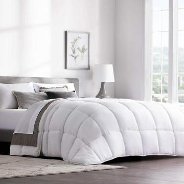 Quilted Down Alternative Hotel Style Comforter
