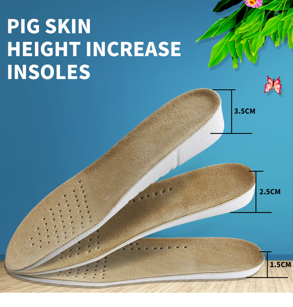 Height Increase insoles
