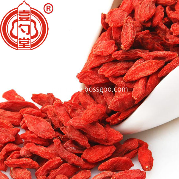 Dried Goji Red Berries