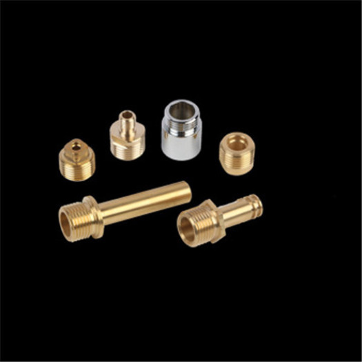 CNC Brass Faucet Outlet Connector