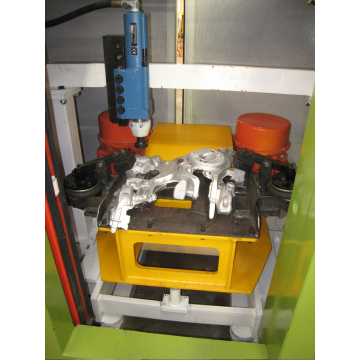 A machine for removing metal castings cost