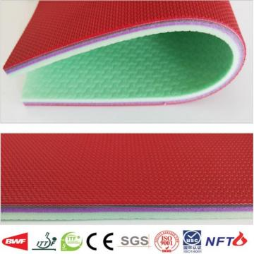 Portable easy installment Table Tennis Sports Flooring