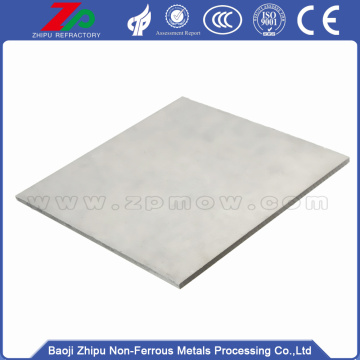 Bending molybdenum sheet price