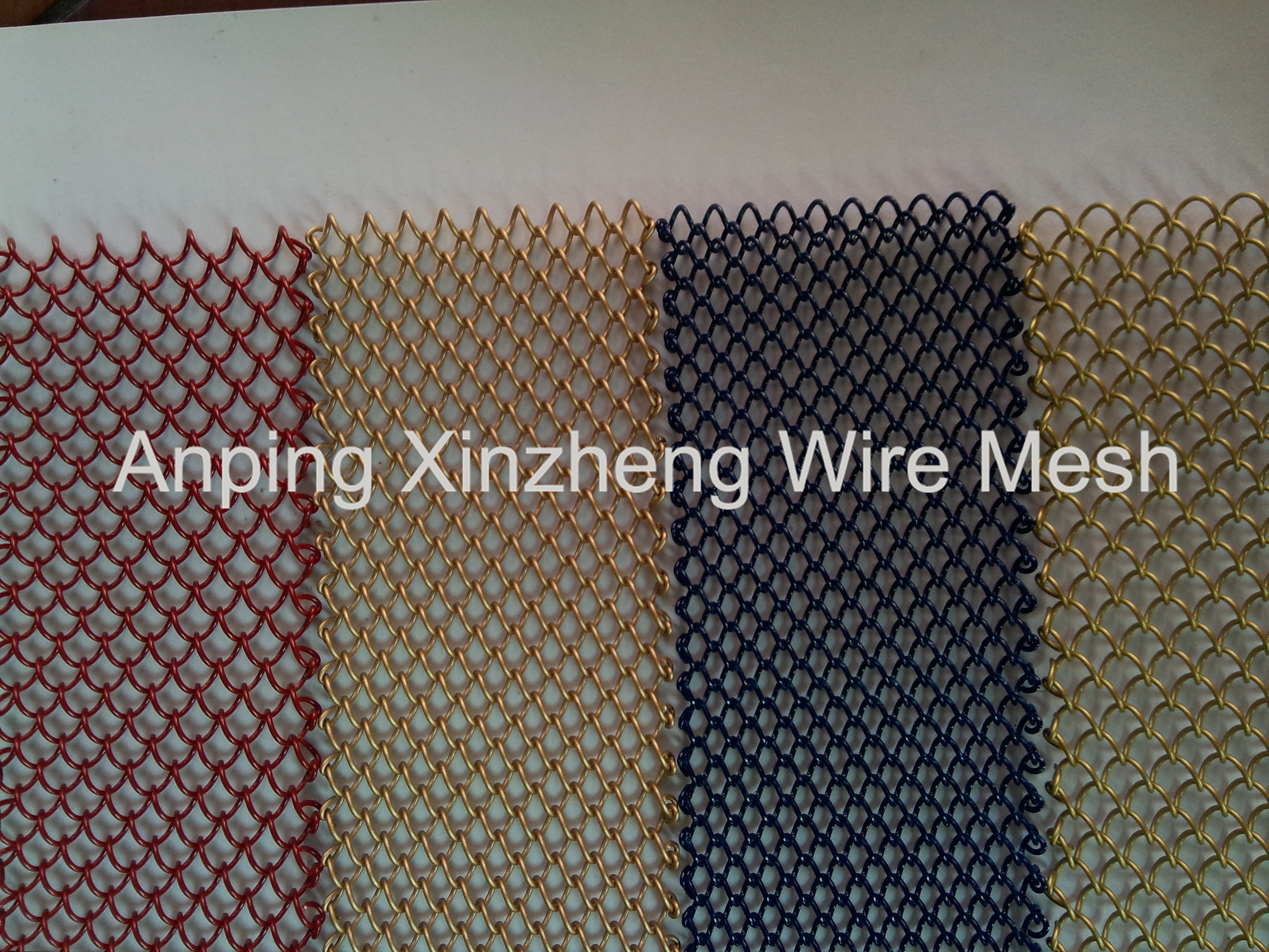 Aluminum Decorative Wire Mesh