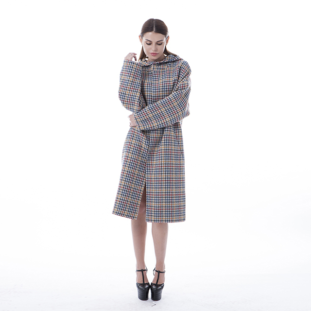 Cashmere Winter Wear Color Checks