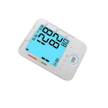 Stand Digital Blood Testing Machine Blood Pressure