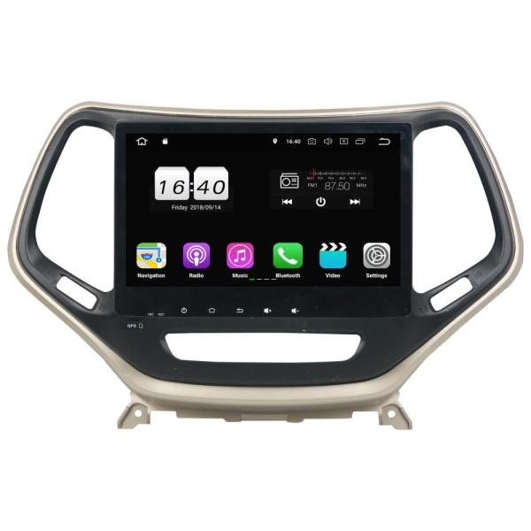 Android car dvd for Cherokee
