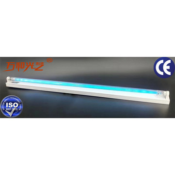 Linkable ultraviolet led disinifection tube light