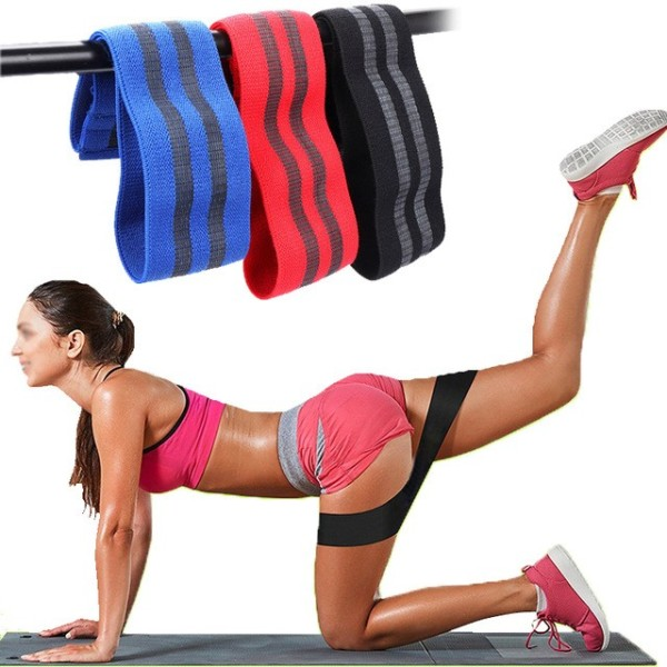 Exercise Resistance Band Loop Gym Weight Training