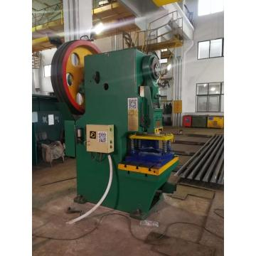 Hydraulic Corner Notching Machine