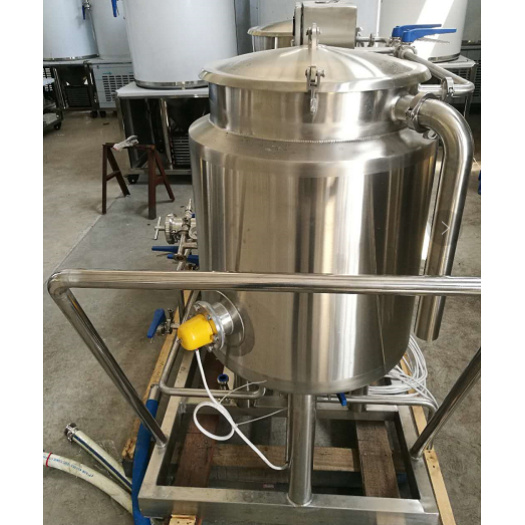 2 Vessels 50L Stainless Steel Nano Homebrewery