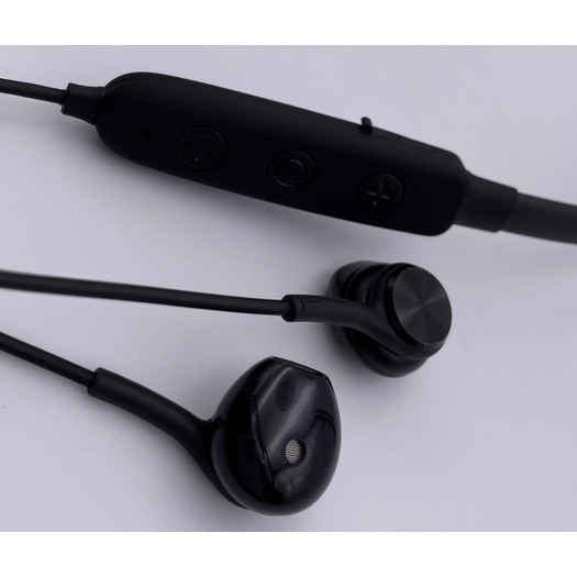 Bluetooth Headphones with Magnetic Connection