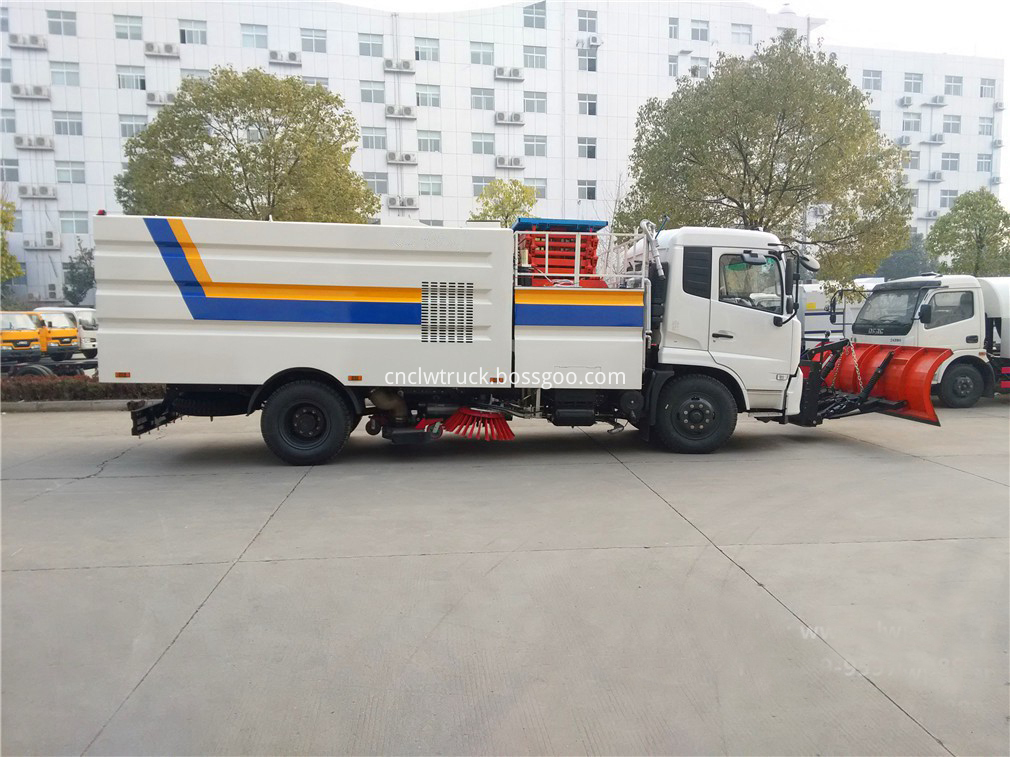 road sweeper truck companies 3