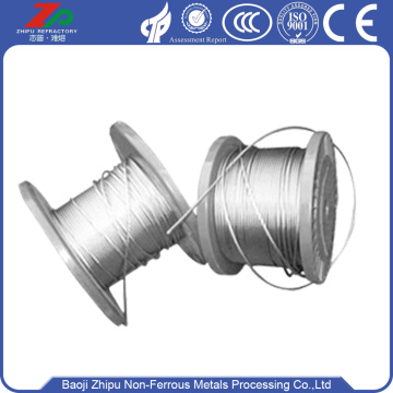 Hot sale 99.95% high quality tungsten rope