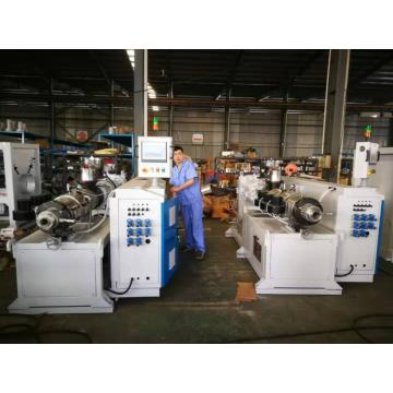 65/132 Conical Twin Screw Extruder