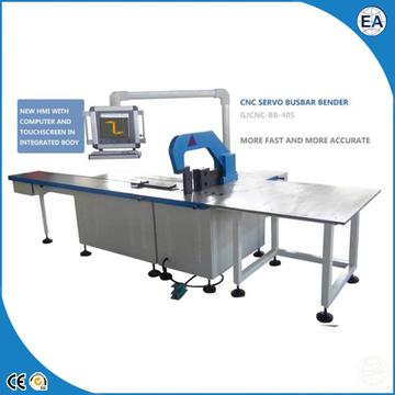 Metal Bending Hydraulic Busbar Processing Machine GJCNC-BB