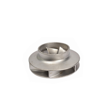 stainless steel pump impeller casting