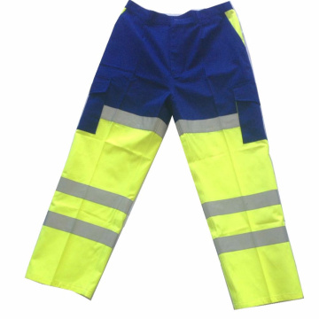 retardent safety pants and safety coverall for man