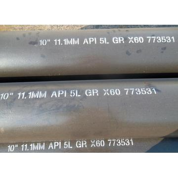 API 5L GR X60 SMLS pipes